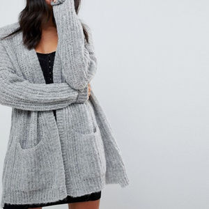 Free People Boy Friend Weekend Getaway Cardi l